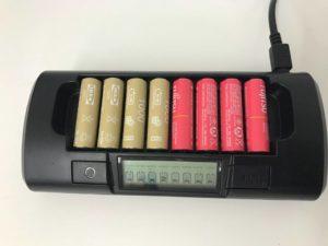 簡單充電池測試